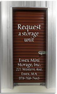Essex Mini-Storage Inc.