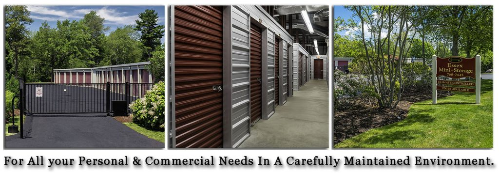 Essex Mini-Storage, Inc. - Wenham Self Storage